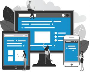 Branded Website and Mobile app